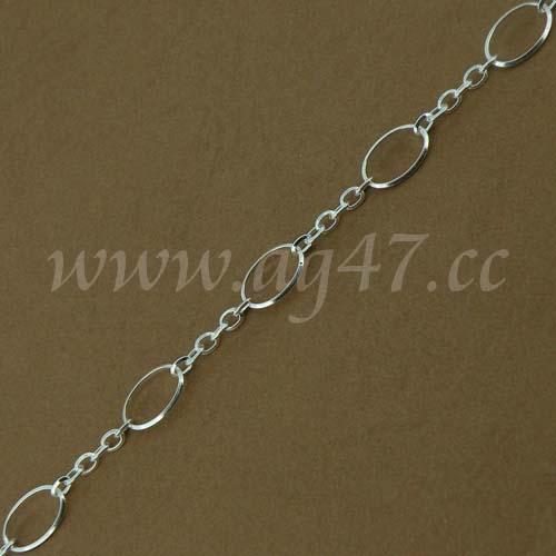 1+6 tri-wire cable chain _ Yuen Fung Jewellery